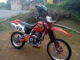 Moto xr 400