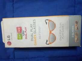 Gafas dual play games nuevas