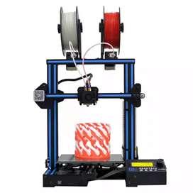 Impresora 3D Geetech A10M 2 en 1 mix de colores