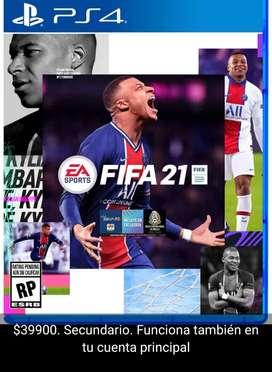 FIFA 21 No fisico