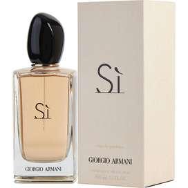 Perfume Si Giorgio Armani 100ML 3.4 OZ