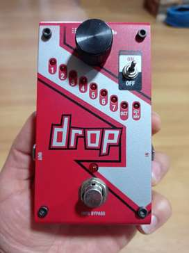 Pedal drop Digitech