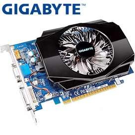 Tarjeta de vídeo GIGABYTE Original GT730 2GB SDDR3
