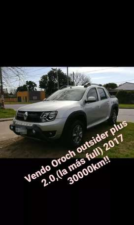 Vendo orocho outsider plus 2.0 30000km