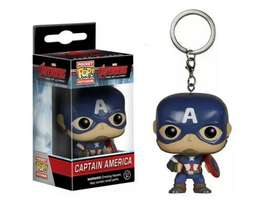 Llavero Funko Pop: Los Vengadores / Avengers Capitan America