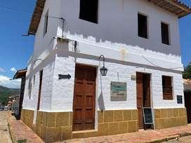 Permuto restaurante Barichara