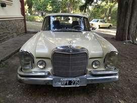 """MERCEDES 220 """"S"""" COLAS 1961 FIVA"""