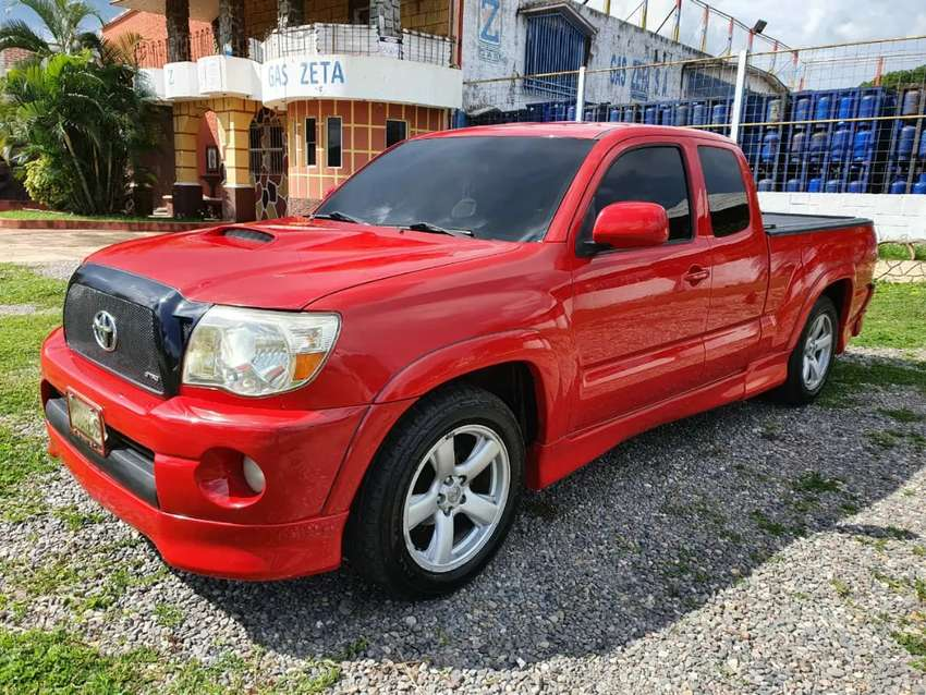 Toyota tacoma xrunner 2006 extracab full 0