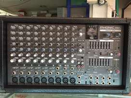 Consola Amplificada PHONIC 1062R