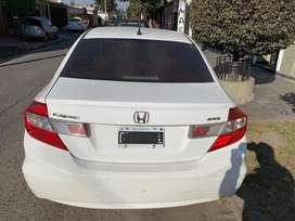 Honda Civic Exs Cuero manual