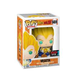 Vegeta Limited Edition