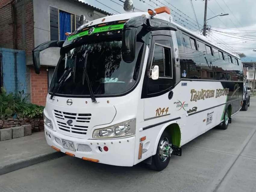 Servicio de transporte en buses
