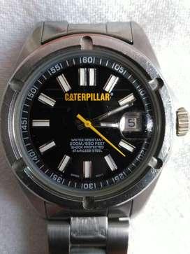 Reloj Caterpilar Suizo