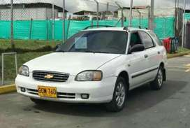 Chevrolet Esteem Glx 2001
