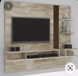 Sé hacen modulares para el tv