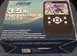 Televisor portatil señal ATSC