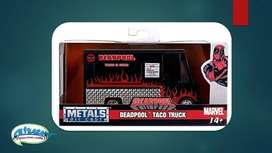 Deadpool Taco Truck Marvel