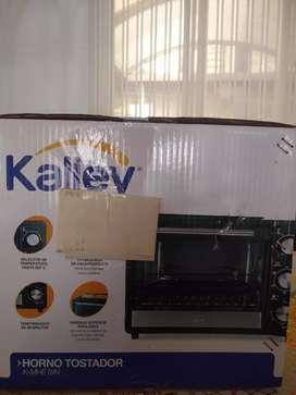 Horno tostador Kalley