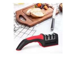 Afilador de cuchillos acer inoxidable