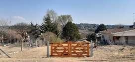 Terreno en villa gral belgrano a 300 mtrs del sentro con gas natural