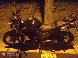 Vendo moto marca LONCIN