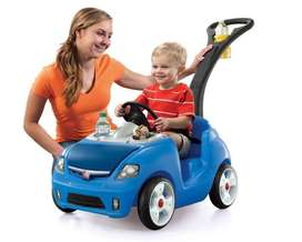 Carrito Montable Step 2 823000 Buggy Azul