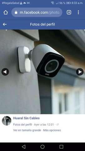 Internet y cámaras de seguridad...