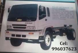 Vendo camión Chevrolet F V R por partes