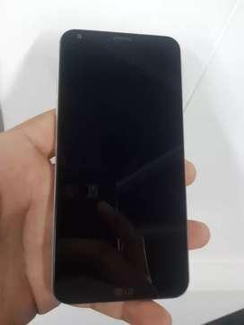 Pantall LG Q6 100% Original con marco e instalacion