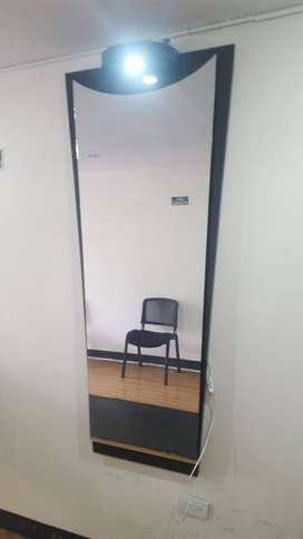 Espejo para Salón, barbería, Spa