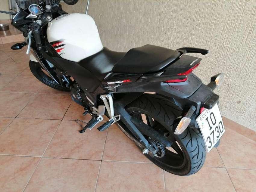 Honda CBR 250 0