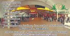 ALQUILO LOCAL PARA EVENTOS Y RESTAURANTE CAMPESTRE