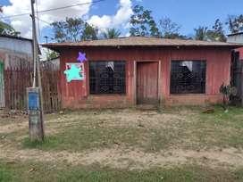 Terreno con Casa 10 x 30