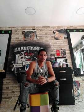 Caracas Barber shop kame house