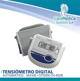 Tensiometro Digital Automatico CITIZEN CH452B Ortopedia Care Medical
