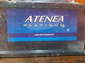 Batería nueva marca atenea 12x 75