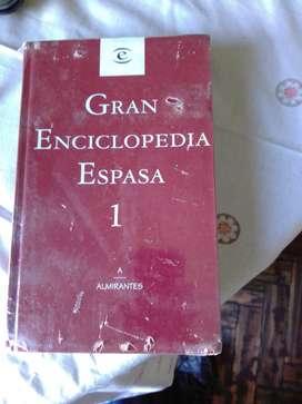 Vendo enciclopedia espasa calpe 24 tomos