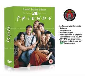 Friends 5ta Temporada Completa