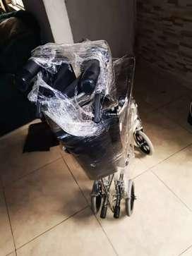 Venta silla de ruedas