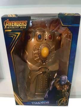 Guante de Thanos Avengers Infinity War con Luces