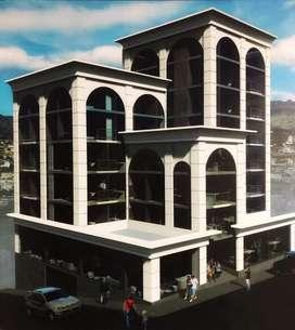 Departamentos, oficinas y Suits de estreno Centro Loja
