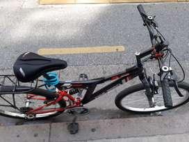 Bici rodado 26 en 15 negosiable