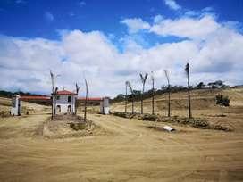 Venta de Terreno en Manabi, Proyecto Campestre Quintas Rancho Spondylus, cerca de Playa San Lorenzo, Credito Directo, S1
