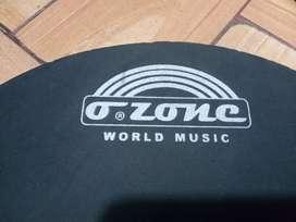 Sordina para batería marca ozone.