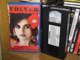 Volver - VHS 2006 - Pedro Almodóvar - Penélope Cruz