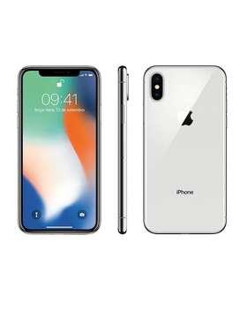 Vendo Iphone X de 64 Gb blanco en excelente estado