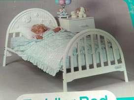 Hermosa cama para niños