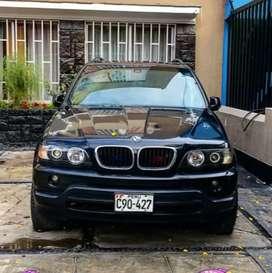 VENDO CAMIONETA  BMW X 5  PRECIO 4900 DOLARES