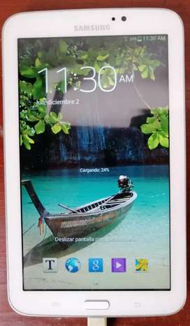 Se vende tablet Samsung de 7 pulgadas/1 de ram/8 gigas