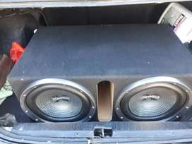 Vendo Subwufer de 2000W